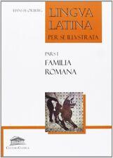 FAMILIA ROMANA PARS I. LINGVA LATINA PER SE ILLVSTRATA. ENVÍO URGENTE (ESPAÑA)