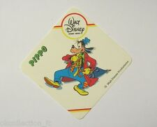 VECCHIO ADESIVO / Old Sticker DISNEY HOME VIDEO PIPPO Goofy (cm 8x8)