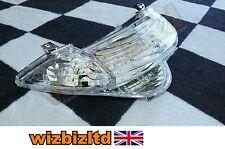 Transparent norme E Feux Arrière Avec clignotant LED Honda VFR800 Fi1 01 LEDH039