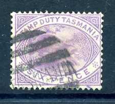 TASMANIA - 1880 - Timbres Fiscaux - Postaux. Ornithorynque. S2028