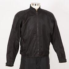 Men's SHIFT Motorcycle Jacket Size L Large Black