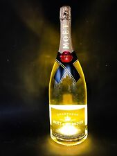 MOET CHANDON Impérial LED GOLDEN LIGHT UP CHAMPAGNE 1,5l Magnum Bottiglia 12% vol