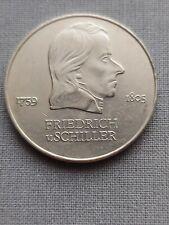 """DDR 20 Mark, 1972"""" Friedrich schillerl"""""""
