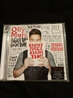 Olly Murs : Right Place Right Time CD