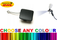 NEW Audi A3 S3 S-LINE REAR BUMPER tow hook eye cover 8V4807441 CHOOSE ANY COLOR