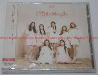 New CLC High Heels First Limited Edition Type A CD Japan
