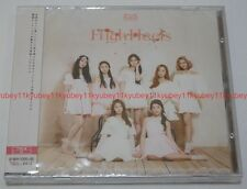 New CLC High Heels First Limited Edition Type A CD Japan TSCL-0412 4997184964029