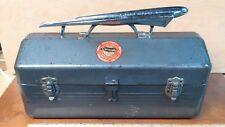 COOL BOX TOOL BOX 1950'S CHEVY HOOD ORNAMENT HANDLE RAT ROD HOT ROD CAR GUY GIFT