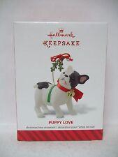 Hallmark 2014 Puppy Love 24th in series Ornament