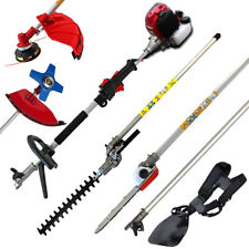 GX35 Multi 4 strokes brush cutter pole saw pole trimmer line trimmer 4 in 1