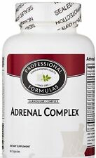 BEST PURE ADRENAL COMPLEX FATIGUE GLAND GLANDULAR SUPPORT GLANDS TREATMENT 60