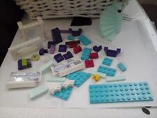 Lego Reine des neige Anna lot pièces diverses