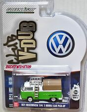 GREENLIGHT 2017 CLUB V-DUB SERIES 5 1971 VOLKSWAGEN TYPE 2 DOUBLE CAB PICK-UP