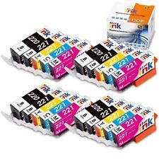Starink Compatible Ink Cartridge Replacement PGI-220 CLI-221 Work PIXMA IP3600 I