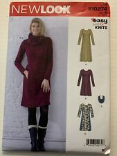 New Simplicity Sewing Pattern R10274 / N6632 Misses Dresses Size 10-22 UNCUT