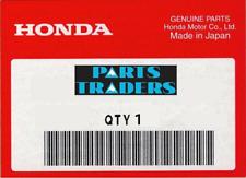 Nos Genuine Honda Main Cover Seal Eu3000is Eu 3000is Generator 63118 Zs9 000