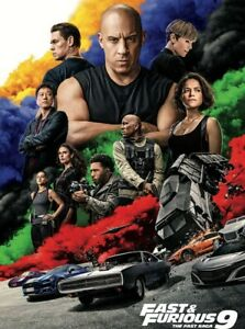 Film Fast And Furious 9 ! Film Completo !