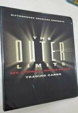 Outer Limits Sex Cyborgs Science Fiction Card Binder