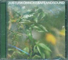 Justus Kohncke - Safe And Sound Cd Sigillato