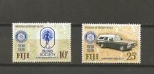 FIJI - 1976 The 40th Anniversary of the Rotary in Fiji  - MUH SET