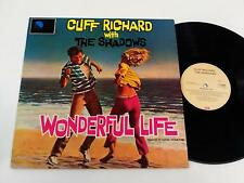 CLIFF RICHARD WITH THE SHADOWS WONDERFUL LIFE LP HOLLAND 197?