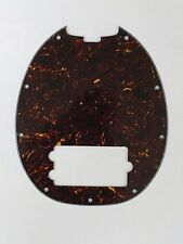 SCRATCH PLATE Pickguard for MUSIC MAN Classic STINGRAY BASS 4 GUITAR 8 Colours