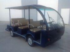 2007 star Carrier 8 Passenger Mini Bus Golf Cart Car shuttle people mover