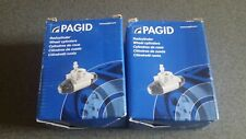 Rear Brake Wheel Cylinder Pair for FORD FOCUS MK 1 (not ST/RS) - 1998-2004 Pagid