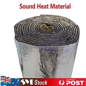 Caravan Auto Insulation Sound Deadener Road Noisy Thermal Heat Proof Mat 1Mx1M