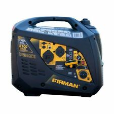 Firman W01784 Whisper Series 1700 Watt Inverter Generator Carb