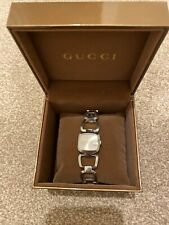 Gucci Ladies Watch Used
