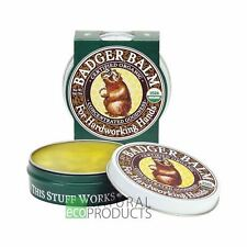 Badger Rescue Balms & Salves For Hardworking Hands 21g