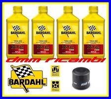 Kit Tagliando HARLEY DAVIDSON SPORTSTER 1200 03 Olio BARDAHL XTC C60 15W50 2003