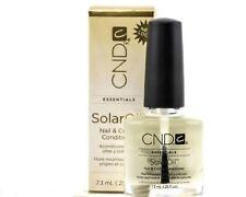 CND Solar Oil Nail & Cuticle Conditioner - Nail & Cuticle Care  7.3ML BOXED