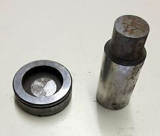 .750 Round Punch and die for Unipunch BX 2-1/4