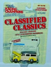 RACING CHAMPIONS CLASSIFIED CLASSICS 1940 FORD WOODIE