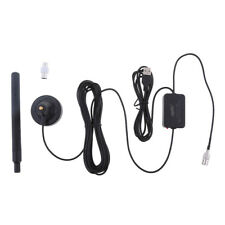 Home Indoor Radio FM Stereo Antenna Signal Gain Amplifier Booster
