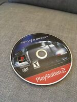 SpyHunter Disc Only (Sony PlayStation 2, 2002) Greatest Hits