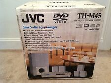 New listing Jvc Th-M45 All-In One Dvd Digital Theater System - Factory Sealed/Brand New