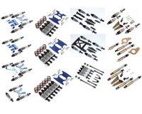 Aluminum Oil Dampers/Shocks for TAMIYA CC-01/WR-02/CW-01/GF-01/G6-01/DT-02/TT-02