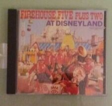 FIREHOUSE FIVE PLUS TWO AT DISNEYLAND    CD
