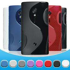 Silicone Case for Sony Xperia ion S-Style  + protective foils