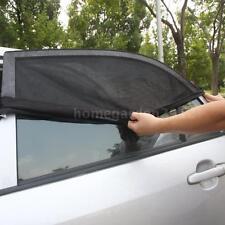 2PCS Adjustable Car Window Sun Shades UV Protection Shield Mesh Cover Visor V3O2