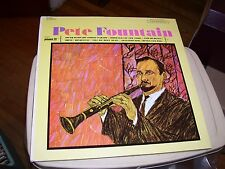 PETE FOUNTAIN-SELF TITLED-LP-NM-PICKWICK/33-STEREO-CLARINET-LAWRENCE WELK