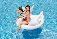 Intex Swan Ride-On  (130 x 102 x 99 cm (L x B x H)   57557 NP