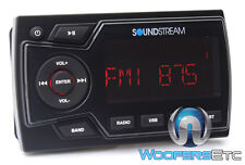 SOUNDSTREAM MHU-32 MARINE BOAT ATV STEREO BLUETOOTH USB AUX 300W AMPLIFIER RADIO