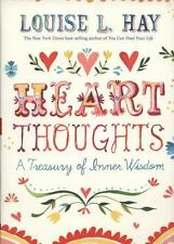 Heart Thoughts : A Treasury of Inner Wisdom by Louise L. Hay (2012, Paperback)