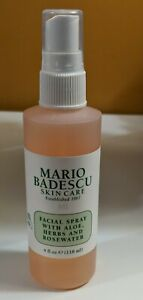 Mario Badescu Facial Spray With Aloe Herbs & Rosewater 4oz