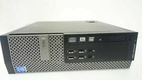 Dell Optiplex 7020 SFF PC i5 4590 3.30GHz 16GB RAM 256GB SSD Win 10 Pro Computer