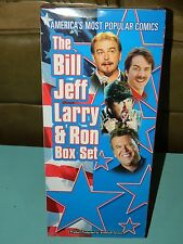 The Bill, Jeff, Larry, and Ron Box Set (DVD, 2005, 4-Disc Set)